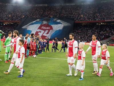 Fanúšikovia aj hráči Ajaxu
