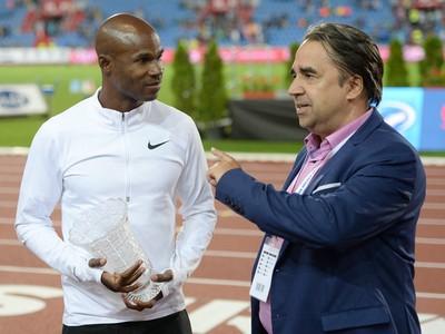 Alfonz Juck (vpravo)