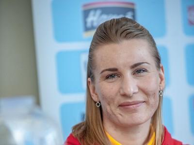 Slovenská reprezentantka v biatlone
