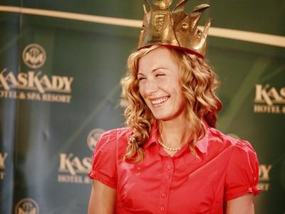 Kráľovná biatlonovej stopy 2013