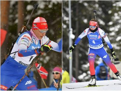 Anastasia Kuzminová a Paulína