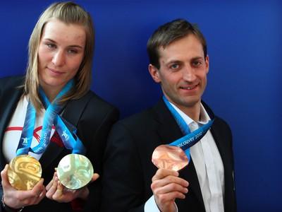 Anastasia Kuzminová a Pavol