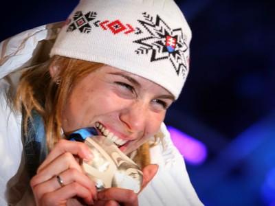 Anastasia Kuzminová skúša kvalitu