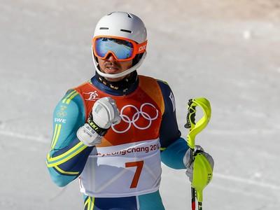 Olympijský víťaž Andre Myhrer