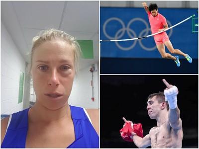 VIDEO Olympiáda nepísala len