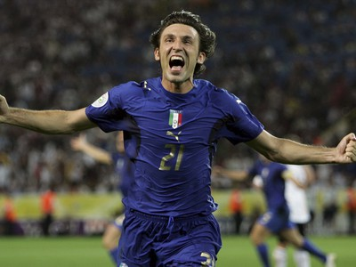 Tréner Juventusu Turín Andrea Pirlo