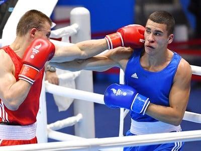 Slovenský boxer Andrej Csemez získal bronzovú medailu