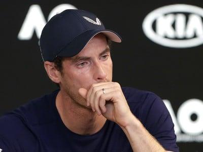 Andy Murray priznal, že
