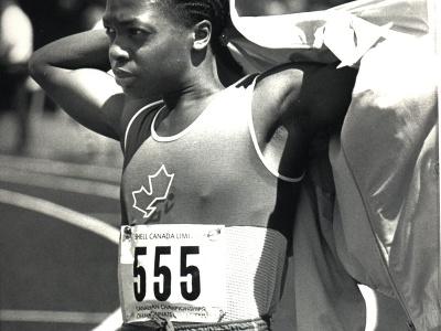 Zomrela kanadská šprintérka Angela