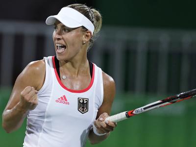Nemecká tenistka Angelique