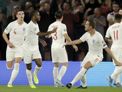 Anglická radosť