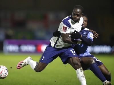 Moussa Sissoko a Fred Onyedinma