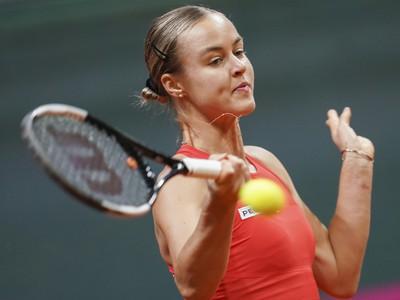 Tenistka Anna Karolína Schmiedlová