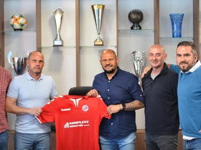 Anton Šoltis novým trénerom