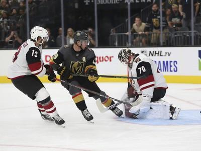Prvý prípravný zápas vyhrali hokejisti Vegas 6:2
