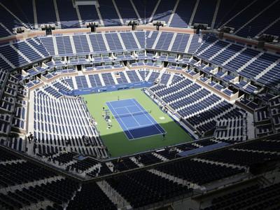 Dejisko US Open -