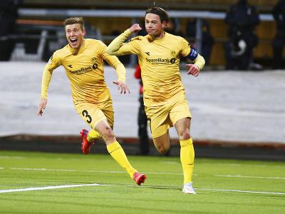 Futbalisti FK Bodö/Glimt sa