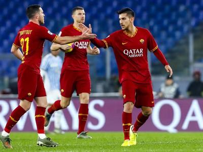 Futbalisti AS Rím