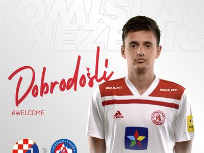 Tomislav Kneževič novou posilou