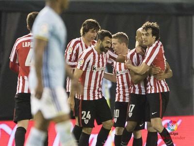 Bilbao rozstrieľalo Celtu Vigo
