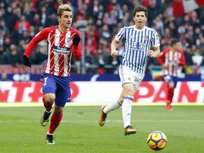 Atlético otočilo nepriaznivý vývoj