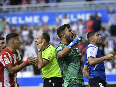 Luis Suaréz sa háda