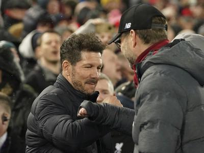 Diego Simeone a Jürgen