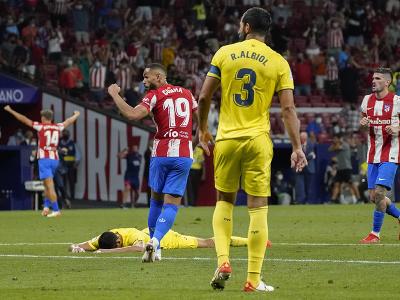 Smutní hráči Villarrealu, ktorý
