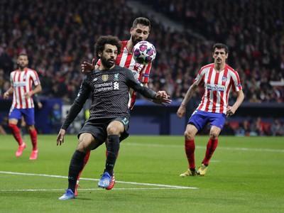 Mohamed Salah a Felipe