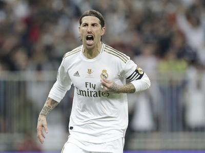 Sergio Ramos premenil rozhodujúcu penaltu