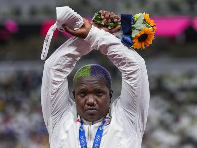 Strieborná olympijská medailistka vo