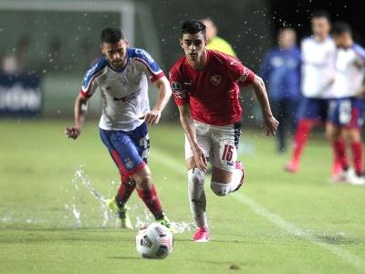 Zápas medzi brazílskym tímom