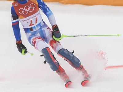 Slovenská lyžiarka Barbara Kantorová