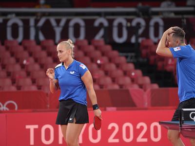 Barbora Balážová a Ľubomír Pištej končia už v úvodnom osemfinále.