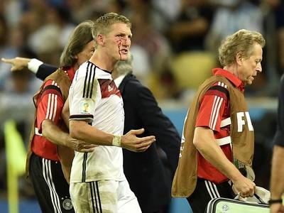 Bastian Schweinsteiger bol hrdinom