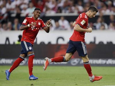 Bayern si pripísal hladkú