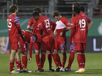 Futbalisti Bayernu Mníchov po