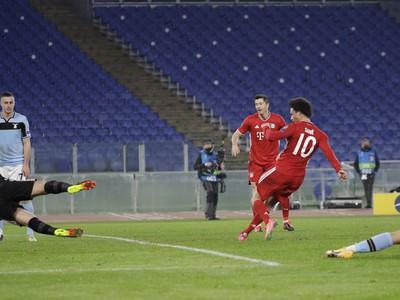 Leroy Sané strieľa tretí gól zápasu