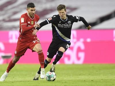Lucas Hernandez a Fabian Kunze
