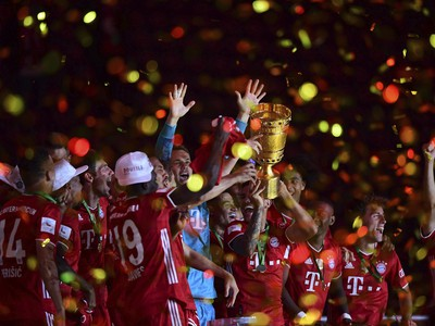 Bayern Mníchov získal jubilejný