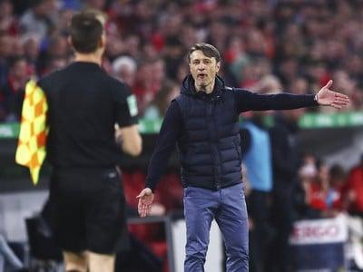 Niko Kovač, kouč Bayernu