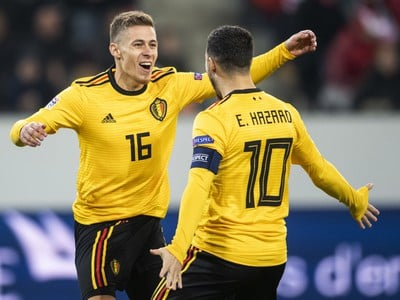 Thorgan Hazard a Eden