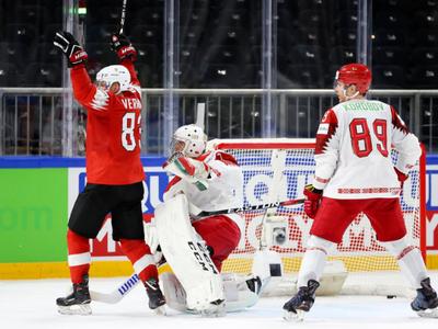 Bielorusko inkasuje gól