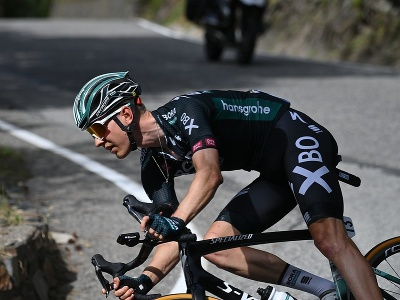 Holandský cyklista Wilco Kelderman