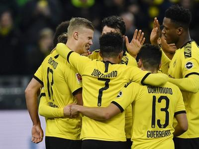 Hráči Borussie Dortmund