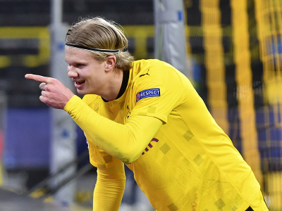 Erling Braut Haaland a jeho gólové oslavy