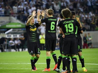 Hráči Borussie Mönchengladbach