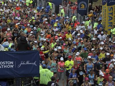 123. ročník Bostonského maratónu