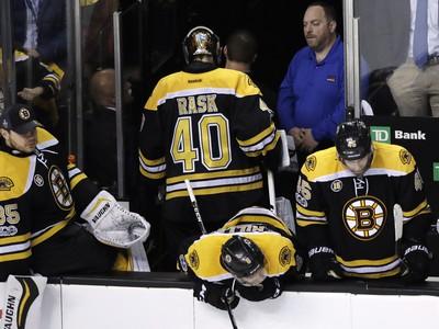 Hokejisti Bostonu prehrali s