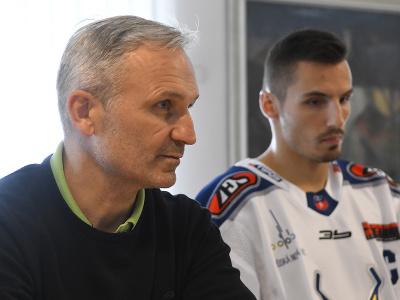 Tréner HK Spišská Nová
